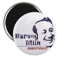 Harvey Milk:Supervisor Magnet