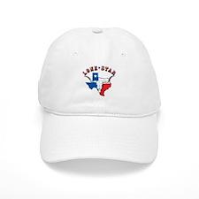 Lone Star Skull Baseball Cap