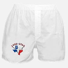 Lone Star Skull Boxer Shorts