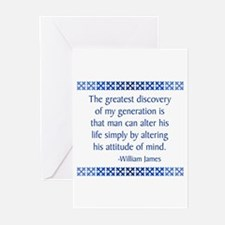 James Greeting Cards (Pk of 10)