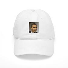Barack Obama Stylized Portrai Baseball Cap