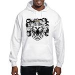 DeLeeuw Family Crest Hooded Sweatshirt