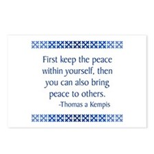Kempis Postcards (Package of 8)