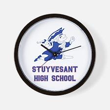 Cute Stuyvesant high school Wall Clock