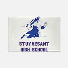 Unique School Rectangle Magnet (10 pack)