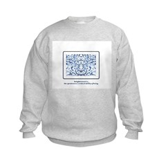 Enlightenment Is Collection Sweatshirt
