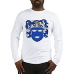 DeMoes Family Crest Long Sleeve T-Shirt