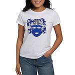 DeMoes Family Crest Women's T-Shirt