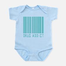 Drug Addict Infant Bodysuit