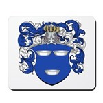 DeMoes Family Crest Mousepad