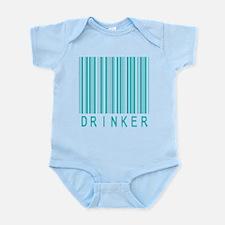Drinker Infant Bodysuit