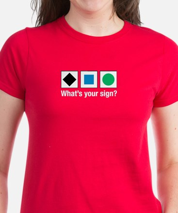 What's Your Sign? Tee