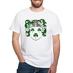 DeRadt Family Crest White T-Shirt