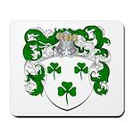 DeRadt Family Crest Mousepad