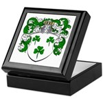 DeRadt Family Crest Keepsake Box