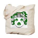 DeRadt Family Crest Tote Bag
