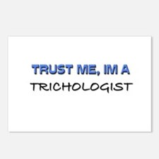 Trust Me I'm a Trichologist Postcards (Package of