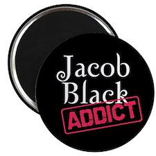 Jacob Black Addict Magnet