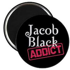 "Jacob Black Addict 2.25"" Magnet (10 pack)"