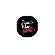 Jacob Black Addict Mini Button (10 pack)