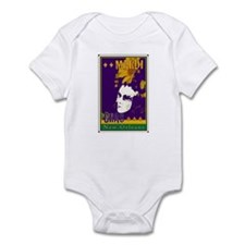 Mardi Gras Infant Bodysuit