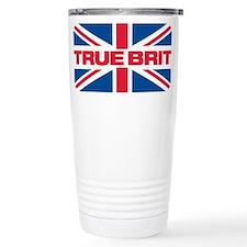 Cute Scotland soccer Travel Mug