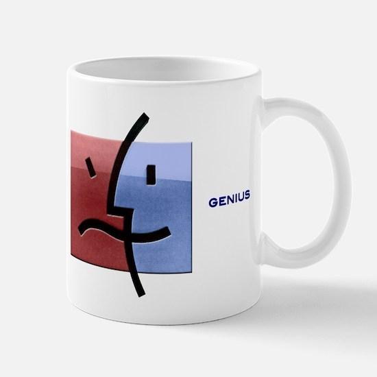 Evel-Genius Mugs