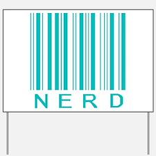 Nerd Yard Sign