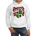DeRoos Family Crest Hooded Sweatshirt