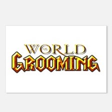 World of Grooming Postcards (Package of 8)