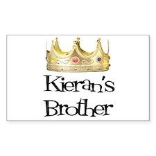 Kieran's Brother Rectangle Decal