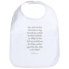 JOHN  14:9 Bib