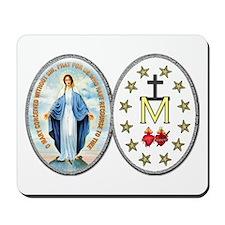 Miraculous Medal Mousepad