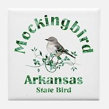 Arkansas Tile Coaster
