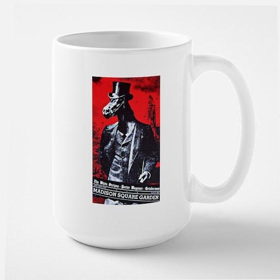 White Stripes @ MSG Large Mug