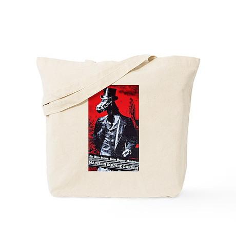 White Stripes @ MSG Tote Bag