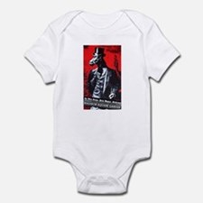 White Stripes @ MSG Onesie