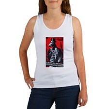 White Stripes @ MSG Women's Tank Top