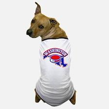 Washington Hockey Dog T-Shirt