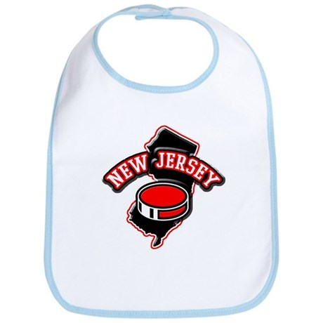 New Jersey Hockey Bib