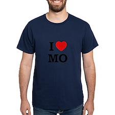 Unique I love saint louis T-Shirt