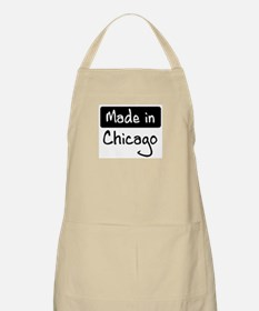Made in Chicago BBQ Apron