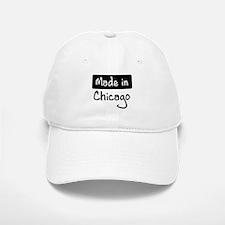 Made in Chicago Baseball Baseball Cap