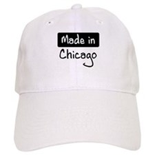 Made in Chicago Baseball Cap