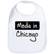 Made in Chicago Bib