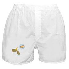 I Wanna Pizza Boxer Shorts