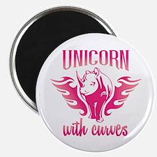 Unicorn Rhino Magnet
