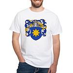 DeVry Family Crest White T-Shirt