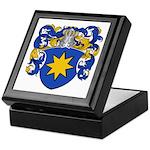 DeVry Family Crest Keepsake Box