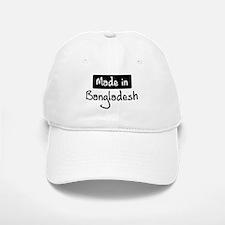 Made in Bangladesh Baseball Baseball Cap